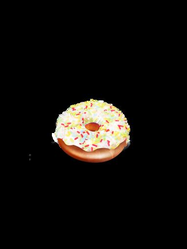 Donuts Vaniglia Bianca 37 grammi