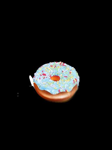 Donuts Vaniglia Celeste 37 grammi