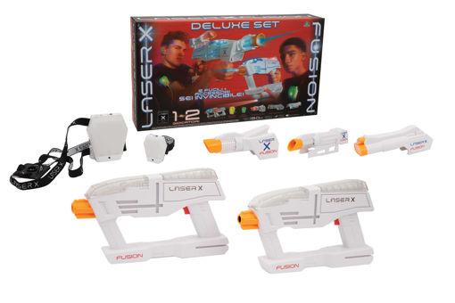 Laser X Fusion Deluxe Set