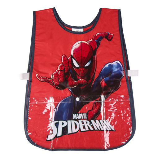 Bavaglio Mantella impermeabile Spiderman