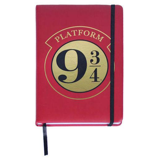 Harry Potter Agenda Premium A5 Binario 9 3/4