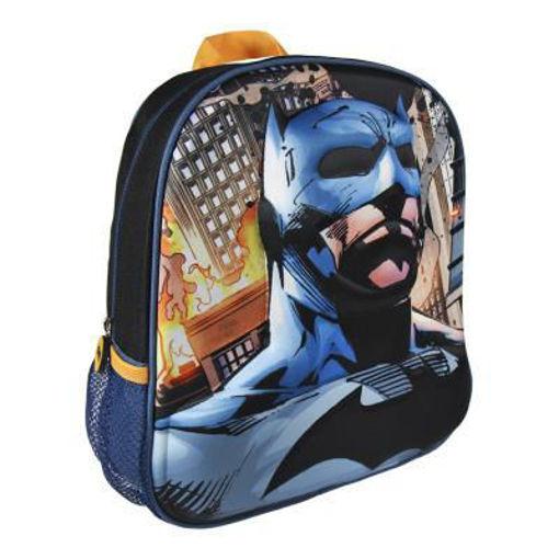 Zaino Asilo Batman 3D