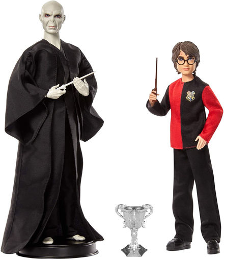 Harry Potter e Lord Voldemort