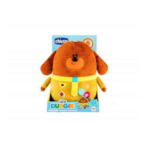 Hey Duggee peluche parlante Chicco