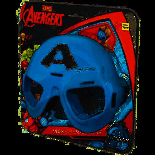 Maschera Mare Capitan America