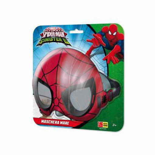 Maschera Mare Spiderman