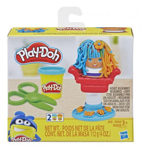 Pay-Doh playset mini parrucchiere 112 grammi