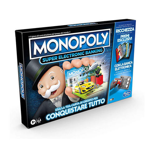 Monopoly Classico Super Electronic Banking