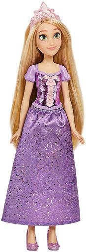 Bambola Principesse Disney Royal Shimmer Rapunzel