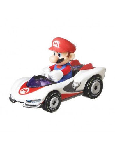 Modellino Die Cast MarioKart Super Mario