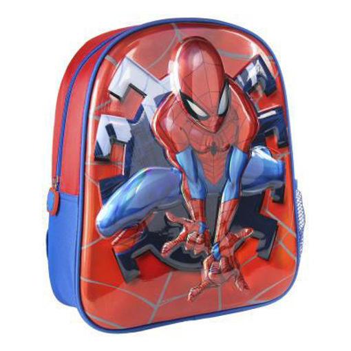 Zaino Asilo Spiderman Metal 3D