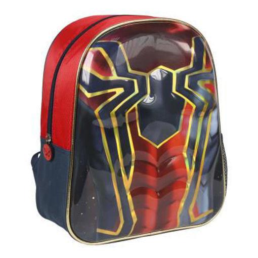 Zaino Asilo Spiderman 3D