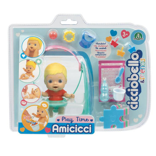 Cicciobello Amicicci Play Time