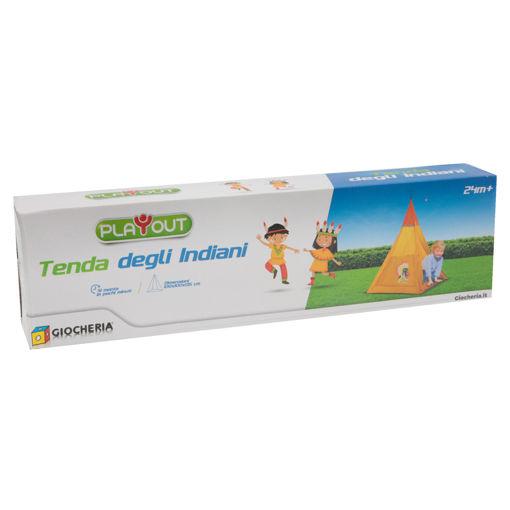 Tenda degli Indiani 100x100x135 cm