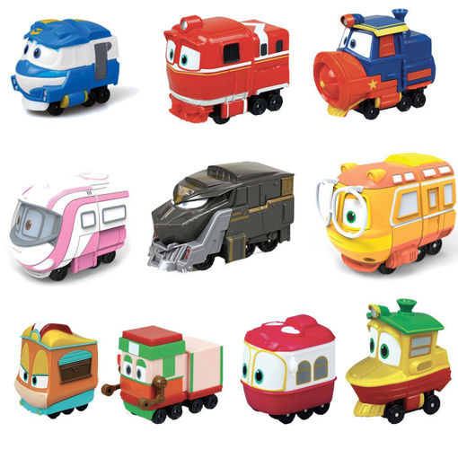 Robot Trains personaggi assortiti