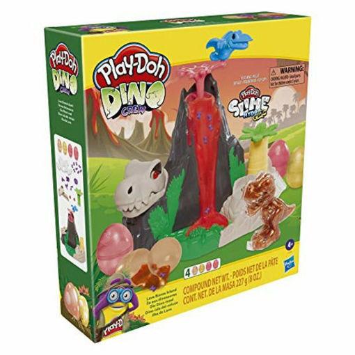 Play-Doh Slime L'isola dei Dinosauri