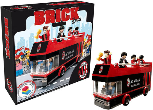 Milan Bus Brick - costruzioni