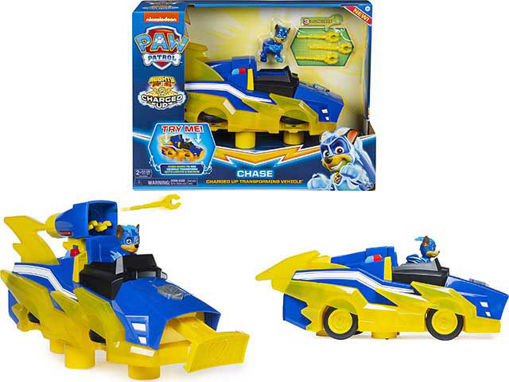 Paw Patrol Veicolo Charged Up