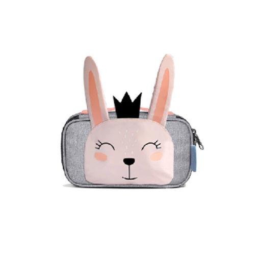 Astuccio Ovale Animali - Coniglio