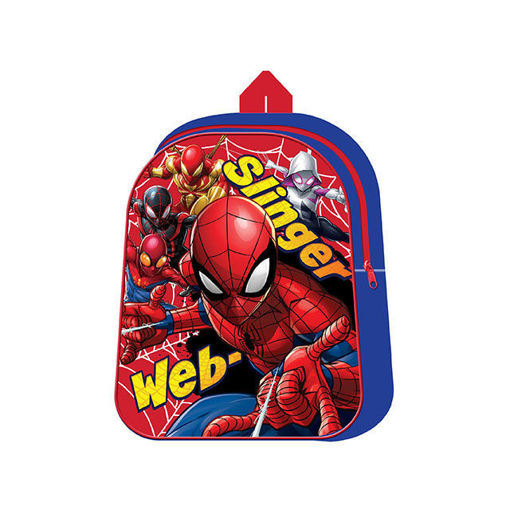 Zaino Asilo Spiderman