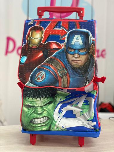Zaino Trolley Avengers
