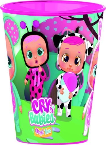 Bicchiere in plastica Cry Babies