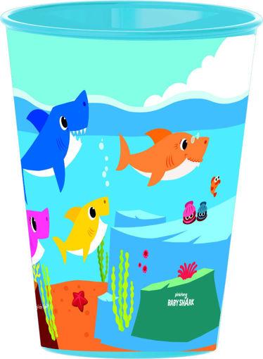 Bicchiere in plastica Baby Shark