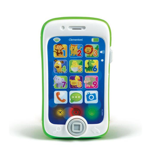 Baby Smartphone Touch & Play
