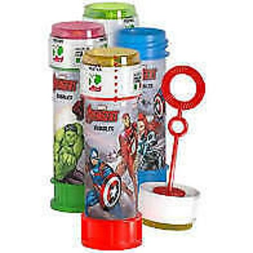 Bolle di Sapone 60 ml Avengers
