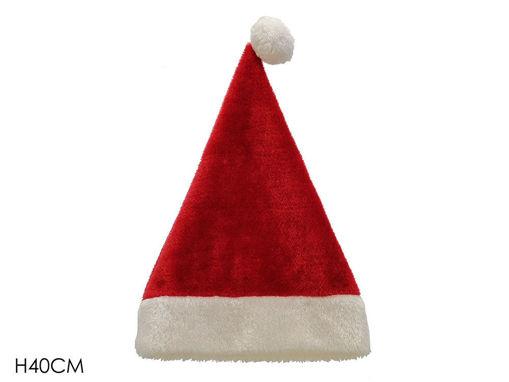 Cappello Babbo Natale Rosso