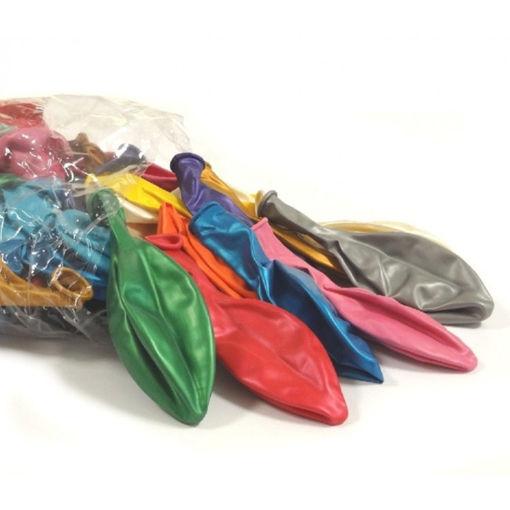 Palloncino in Lattice 19'' 48 cm Multicolor 50 pezzi