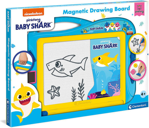 Lavagna Magnetica Baby Shark