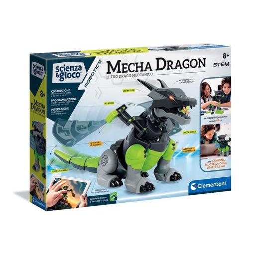Mecha Drago Robot