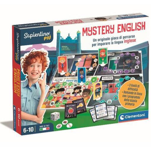 Mystery English