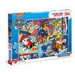 Puzzle 104 Supercolor Paw Patrol