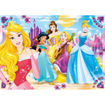 Puzzle 104 Maxi Supercolor Principesse Disney