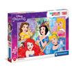 Puzzle 180 Supercolor Principesse Disney