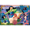 Puzzle 24 Maxi Supercolor Principesse Disney Mulan