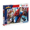 Puzzle 180 Supercolor Spiderman