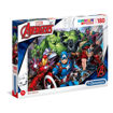 Puzzle 180 Supercolor Marvel Avengers