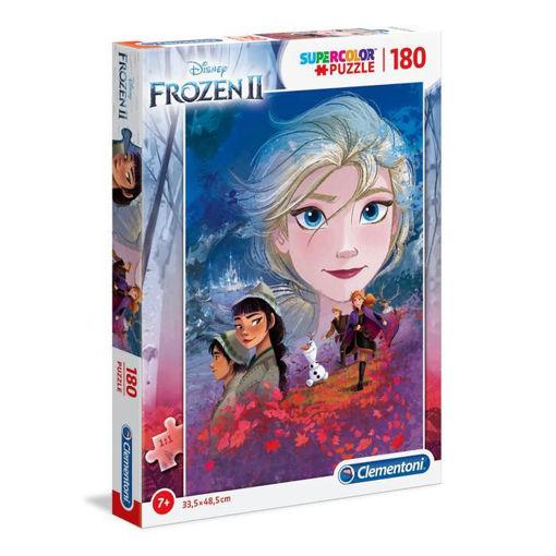 Puzzle 180 Supercolor Frozen 2