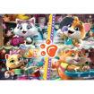 Puzzle 104 Supercolor 44 Gatti