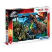 Puzzle 104 Supercolor Jurassic World
