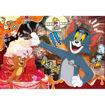 Puzzle 104 Supercolor Tom & Jerry