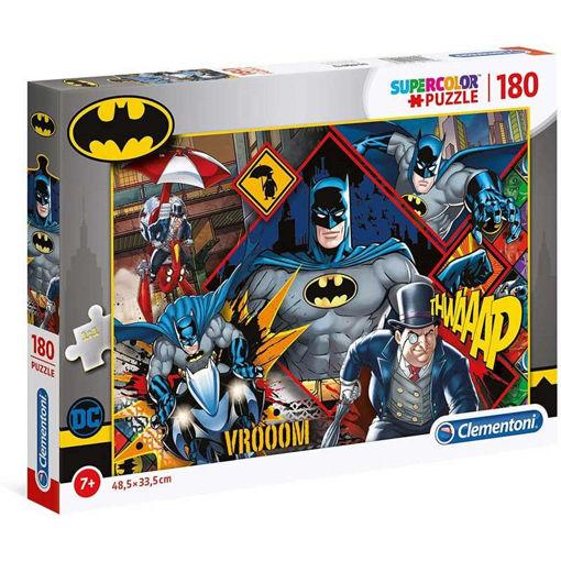 Puzzle 180 Supercolor Batman
