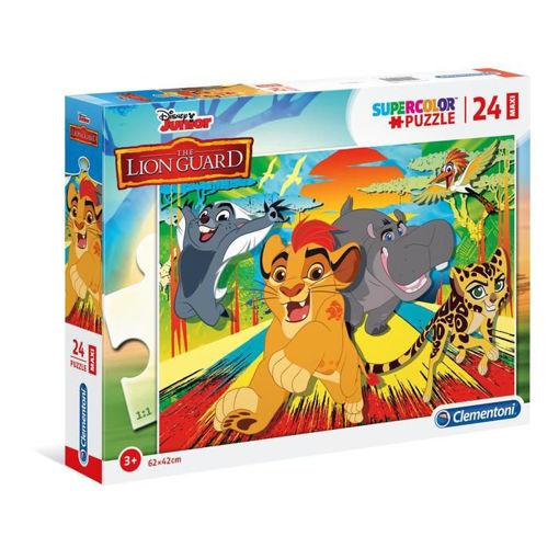 Puzzle 24 Maxi Supercolor Il Re Leone
