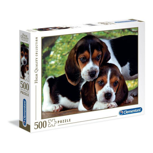 Puzzle 500 High Quality Collection Close Together