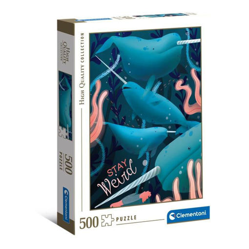 Puzzle 500 High Quality Collection Narvalo