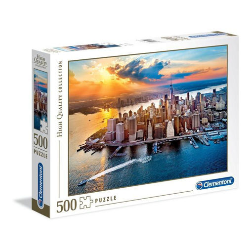 Puzzle 500 High Quality Collection New York