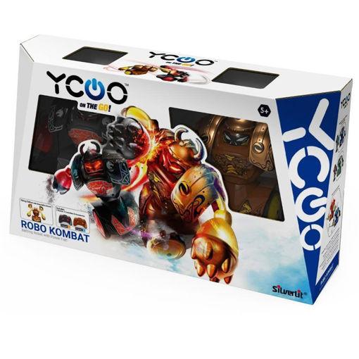 Ycoo Robo Kombat Vichinghi